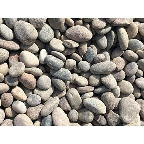 Chas Long & Sons Scottish Pebbles 20-50mm 25 Litre Bag Unwashed