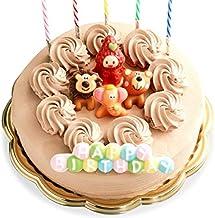 誕生日ケーキ バースデーケーキ 生チョコクリーム デコレーションケーキ 5号 [凍] 誕生日 ケーキ チョコ チョコレート飾り