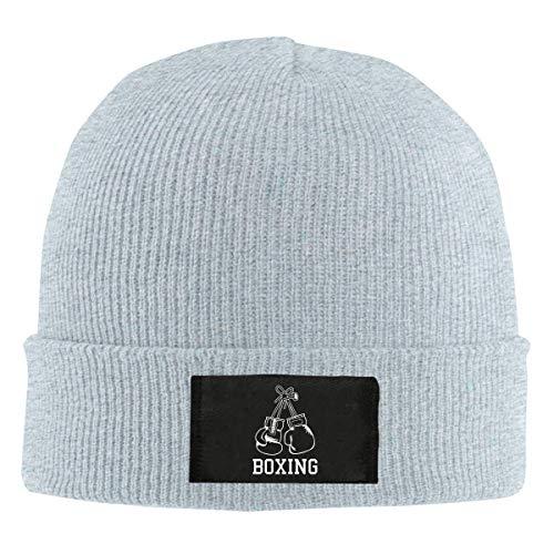 Fashion hat Cap Boxing Gloves Unisex Warm Winter Wool Hat Knit Beanie Skull Cap