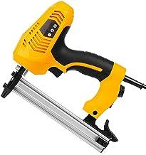 Release Clavadora eléctrica 10-30mm 220V 1800W Tacker de Enmarcado Grapa eléctrica de uñas for Pistolas Herramienta de carpintería Herramienta de Mano DIY