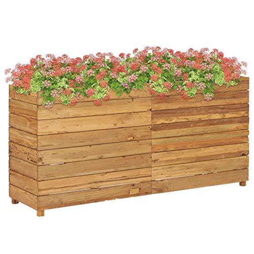 Jardineras Exterior Balcon Madera Marca Benkeg