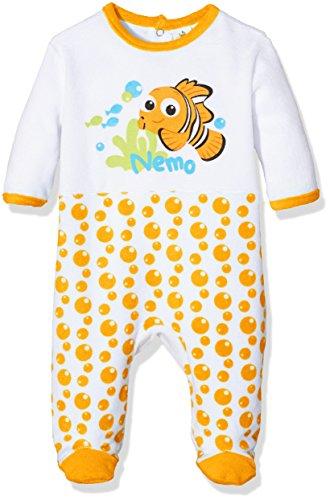 Disney Pixar Findet Nemo Unisex Baby Strampler, Orange, Gr. 81cm (18 Monate)