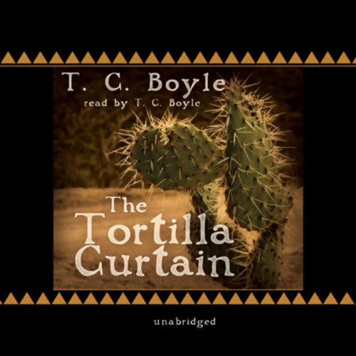 『The Tortilla Curtain』のカバーアート