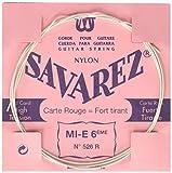 Savarez Strings 526R Cuerdas de Guitarra Clásica de Bronce, Medio