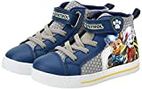 Nickelodeon Boys' Paw Patrol Sneakers - Chase Marshall High-Top Running Shoes (Toddler/Little Kid),...