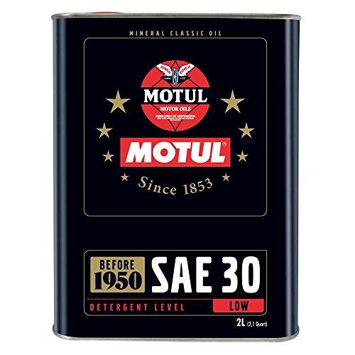 MOTUL Classic Oil SAE 302L