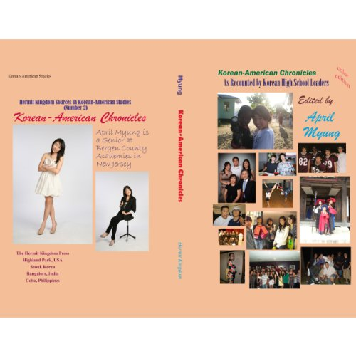 Korean-American Chronicles cover art