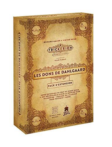 Trickerion – Dahlgaard – französische Version