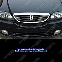 Best lincoln ls grille replacement Reviews
