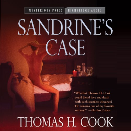 Sandrine's Case audiobook cover art