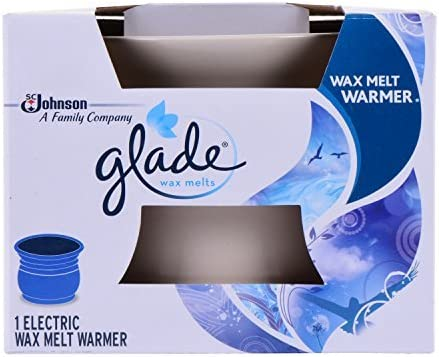 Glade Wax At the 2021 spring and summer new price Melts Electric Warmer - Quantity Pack Color 1 Cream