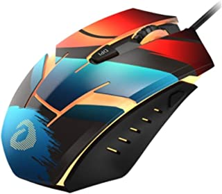 MINHUISHANGMAO Mouse, Gaming Mouse, Notebook Mouse, Computer Mouse (Color : Multi-colored)