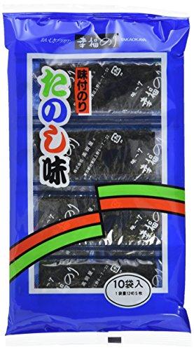 Takaokaya Seealgen, geröstet, gewürzt, mini, (Yaki Nori) (1 x 12,5 g Packung)