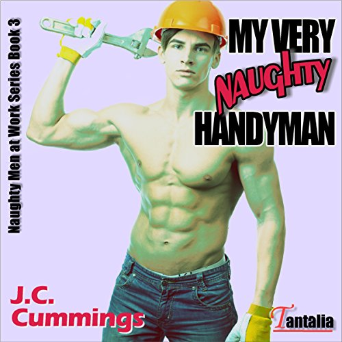My Very Naughty Handyman audiobook cover art