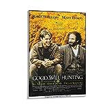 GNKIO Good Will Hunting Movie Poster Poster Dekorative
