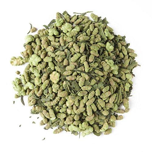 Aromas Té - Té Verde Matcha Genmaicha Sencha Arroz