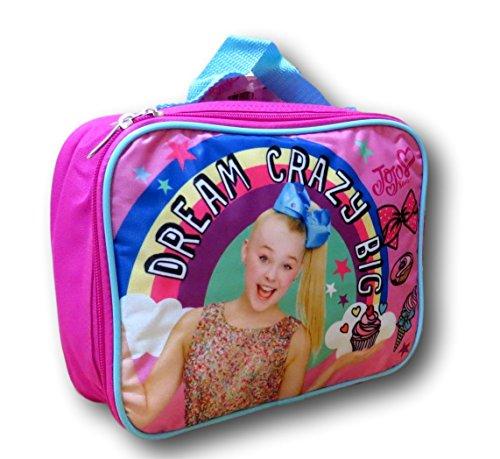 Nickelodeon JoJo Siwa Insulated Lunch Box