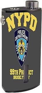 Decal Sticker Skin WRAP Police Department Logo Precinct 99 for Aspire ESP 30W