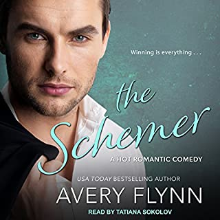 The Schemer     The Negotiator Series, Book 3              Written by:                                                                                                                                 Avery Flynn                               Narrated by:                                                                                                                                 Tatiana Sokolov                      Length: 7 hrs and 37 mins     Not rated yet     Overall 0.0