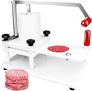 Hamburger Forming Machine Manual PE Hamburger Mould Machine Special Beef Pressing Machine High Quality