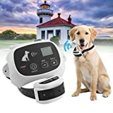 Best Invisible Wireless Dog Fence System Electronic Wireless Dog Fence...