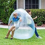Amazing Bubble Ball Übergroße Aufblasbare Wasserball, Bubble Ball Wassergefüllter Interaktiver...