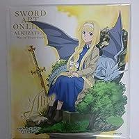 ソードアートオンライン アリシゼーション セガコラボカフェ アリス アートパネル goods anime