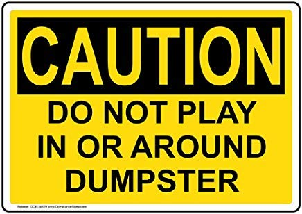 Wendana Osha waarschuwingsbord, aluminium metalen waarschuwingsborden, grappig, privébord, notitiebord voor gate, 8