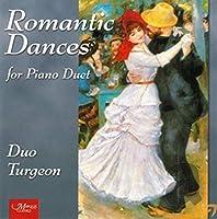 Romantic Dances for Duo Piano