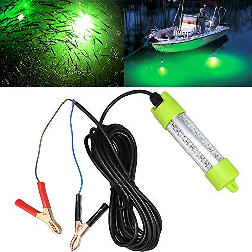 Lightingsky 12V 45W 4500 Lumens LED Submersible Fishing...