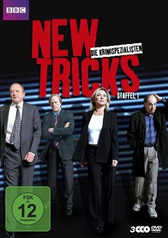 New Tricks - Die Krimispezialisten, Staffel 1 [3 DVDs]