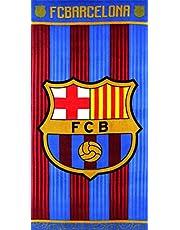 SETINO FCB 173015 FC Barcelona - Toalla de playa (70 x 140 cm)