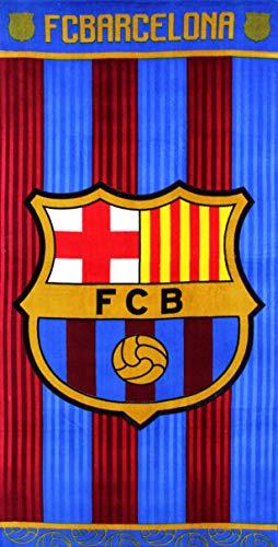 SETINO FCB 173015 FC Barcelona Strandtuch Badetuch 70cm x 140cm