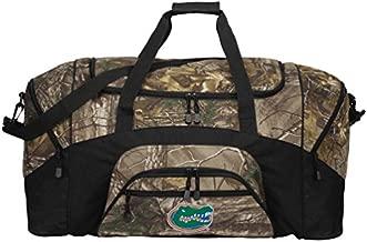 Large Camo University of Florida Duffel Bag Or Camo Florida Gators Gym Bag