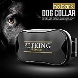 PetKing Premium Antiblafband | Met trillingen en akoestische signalen | 7 verschillende standen | Voor honden van 3,5 - 50 kg