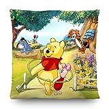 AG Design Disney Winnie Puuh Wand Sticker  Polyest