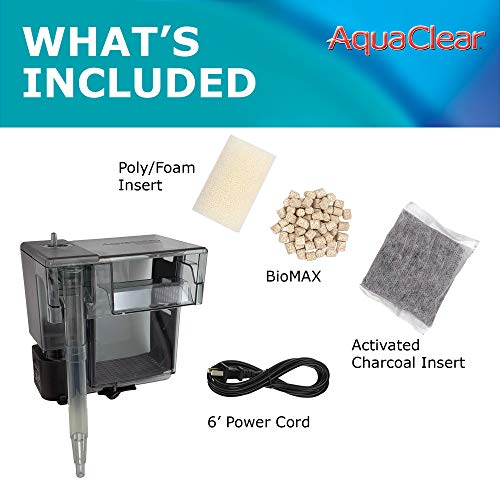 AquaClear 20 Power Filter - 7
