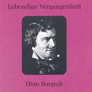 Lebendige Vergangenheit - Dino Borgioli