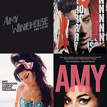 Amy Winehouse: grandes éxitos