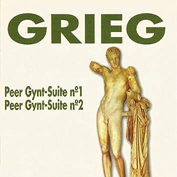Grieg - Peer Gynt-Suite Nº 1 - Peer Gynt-Suite Nº 2