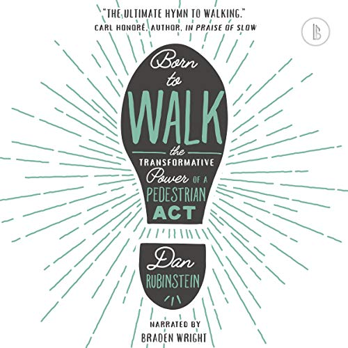 Born to Walk (Booktrack Edition) audiobook cover art