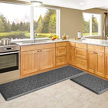 Best memory foam kitchen rugs Reviews