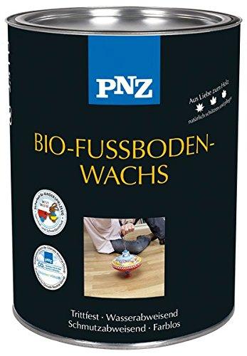 PNZ Bio Fußbodenwachs 0,50 l - 07300