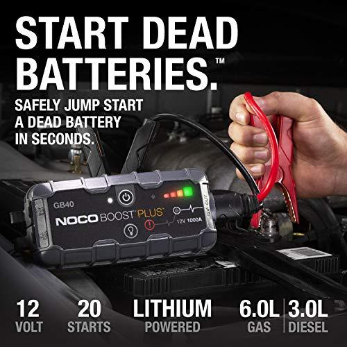 Car Battery Lithium Jump Starter