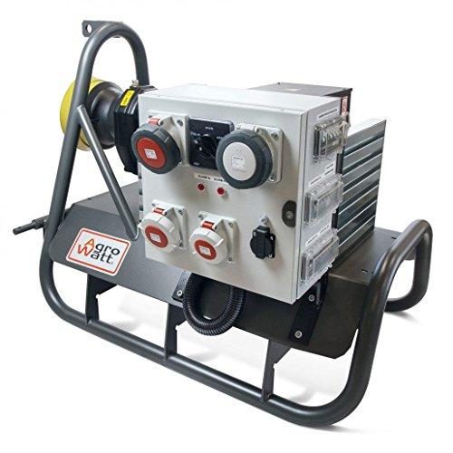 Preisvergleich Produktbild SDMO Zapfwellenstromerzeuger für Feld / Hausbetrieb Typ AWB 4-40 X-H 1500 U / min Der Zapfwellengenerator ist BG-zertifiziert