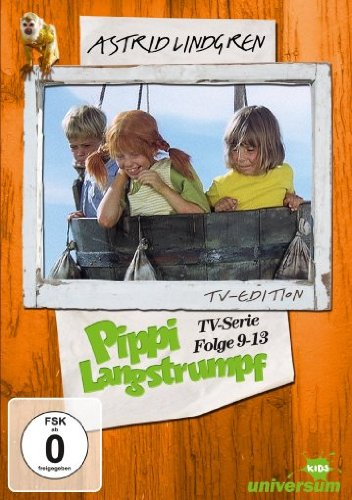 Pippi Langstrumpf - TV-Serie 3