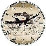Patrón Reloj de Pared Reloj de Pared con números Romanos c
