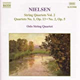 Nielsen, C.: String Quartets, Vol. 2