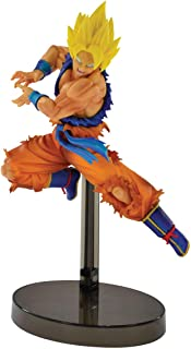 Figure Bandai Banpresto Dragon Ball Super Super Sayan Son Goku Z Battle Ref. 34838/34839 Multicor