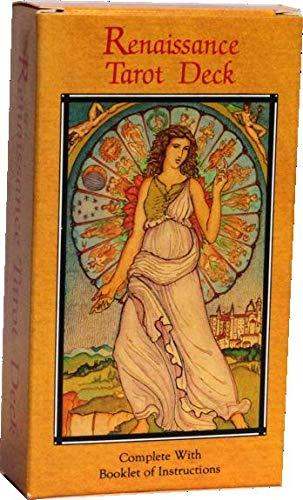 Renaissance Tarot Card Deck